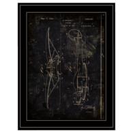 "CC136-704G ""Airplane Patent II"""