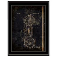 "CC137-704G ""Motor Bike Patent I"""