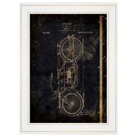 "CC137-226G ""Motor Bike Patent I"""