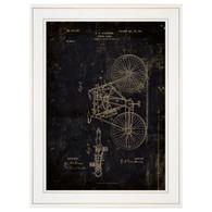 "CC138-226G ""Motor Bike Patent II"""