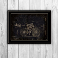 "CC138-704G ""Motor Bike Patent II"""