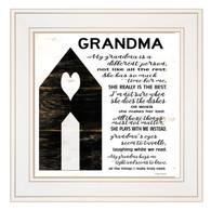 "CIN1079-226G ""My Grandma is the Best"""
