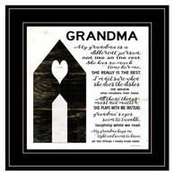 "CIN1079-704G ""My Grandma is the Best"""