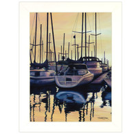 "ES113-226 ""Sailboat Reflections"""