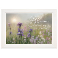"LD1325-226G  ""Bloom Where You are Planted"""
