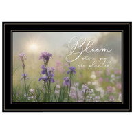 "LD1325-704G  ""Bloom Where You are Planted"""