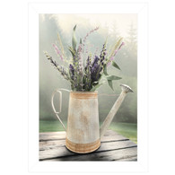 "LD1327-226  ""Lavender Watering Can"""