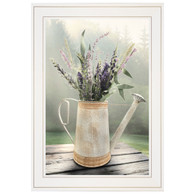"LD1327-226G  ""Lavender Watering Can"""