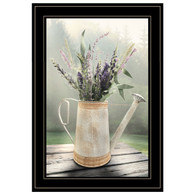 "LD1327-704G  ""Lavender Watering Can"""