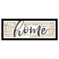 """MA2320-704G """"Home"""""""