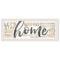 """MA2320-226G """"Home"""""""