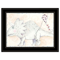 "MRAR172-704G ""Mr. Triceratops flys a Kite"""