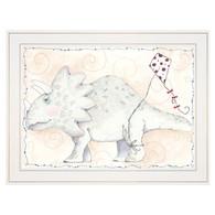 "MRAR172-226G ""Mr. Triceratops flys a Kite"""