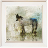 "ROKO121-226G ""Horse Reflection II"""
