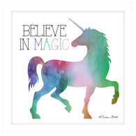 "SB559-779W ""Believe in Magic-Unicorn"""