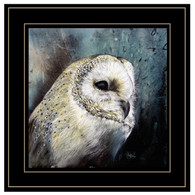 "SWAR144-712 ""Barn Owl"""