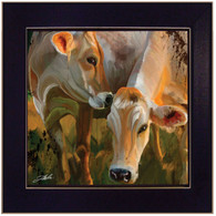 """TDAR317-712 """"Two Cows"""""""