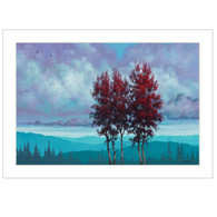 "TGAR113-226 ""Two Red Trees"""