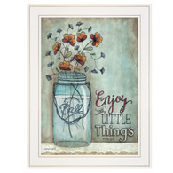 "TLC334-226G ""Enjoy the Little Things"""