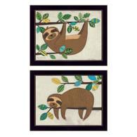 """V491-712 """"Cute Sloths"""""""