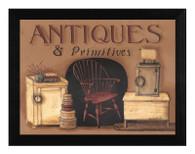 """BR124-276 """"Antiques & Primitives"""""""