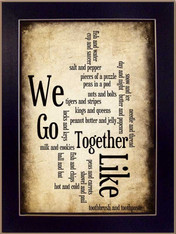 "SB181C-712 ""We Go Together"""