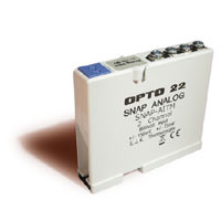 SNAP-AITM  (2-CHANNEL T/C AND MILLIVOLT INPUT MODULE)