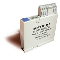 SNAP-AIMA-4  (4-CHANNEL CURRENT INPUT MODULE)