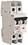 2-Pole 13A C-Curve UL 489 Miniature Circuit Breaker