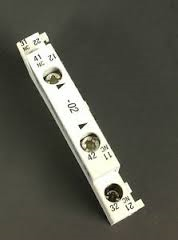 CA7-PA-02 (2 NC SIDE MOUNT AUX RELAY)