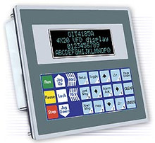 OIT4185-A00 (4-Line x 20-Character VFD Display, 24-Key User-Defined Keypad)