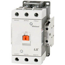 65 Amp Contactor; 3-Poles; 24VDC Coil; 2 NO and 2 NC Aux Contacts
