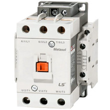 MC-50A-DC24V 50 Amp Contactor; 3-Poles; 24VDC Coil; 2 NO and 2 NC Aux Contacts