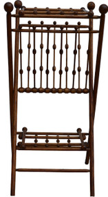 SOLD Stick and Ball Pie Rack Unusual