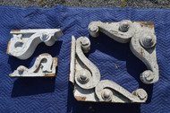 SOLD A Collection of over 20 Victorian House Corbels