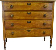 SOLD State of Maine Chest