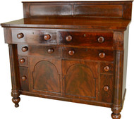 SOLD Empire Period Sideboard-Pre Civil War Era