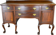 17587 Custom Centennial Bench Made Chippendale Ball and Claw Sideboard