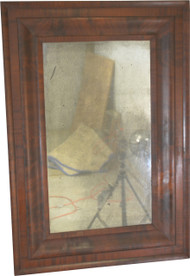 SOLD Period Civil War Era Empire Mirror