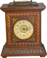 17699 Junghans Musical Mantle Clock