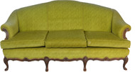 SOLD French Style Upholstered 1930's Sofa