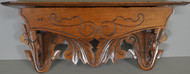 SOLD Victorian Carved Clock Shelf – FREE SHIPPING