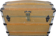 19816 Victorian Dome Top Trunk J.T.P.