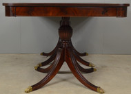 SOLD Antique Mahogany Duncan Phyfe Dining Table