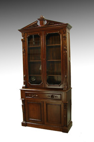 SOLD Antique Victorian Butler Secretary Desk
