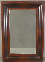 18651 Period Empire Ogee Mirror – Pre-Civil War