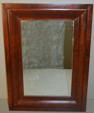 17970 Period Ogee Wall Mirror – Pre-Civil War