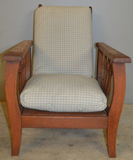 18668 Children's Oak Morris Chair – Rare