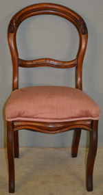 SOLD Victorian Ladies Desk Chair