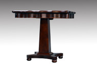 SOLD Antique Empire Period Game Table